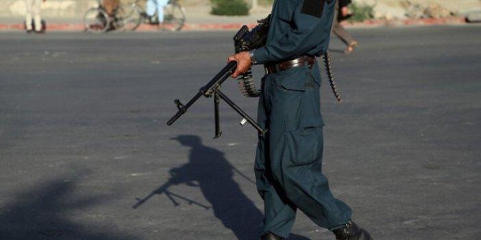 Afganistan'da pazar alanına havan mermisi atıldı