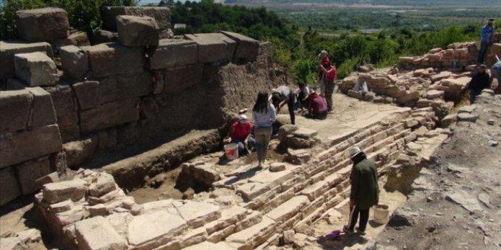 Çaycuma'daki antik su sarnıcı gün yüzüne çıkacak