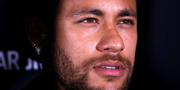 PSG'de Neymar krizi
