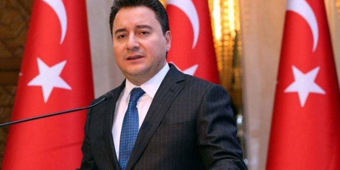 """AKP'den Ali Babacan açıklaması: """"Babacan'ın siyasette..."""""""