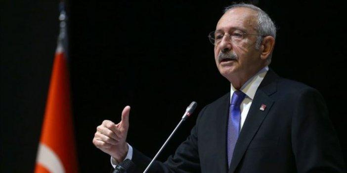 """Kılıçdaroğlu: """"Meclis'te mücadele verin"""""""