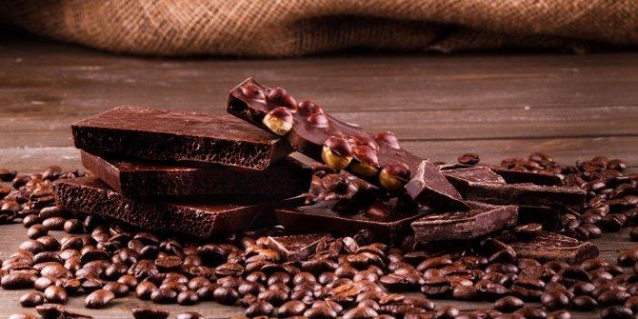 Çikolatanın faydalarını duyunca şaşıracaksınız