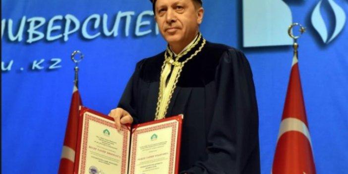 Erdoğan'ın diploması İmamoğlu'ndan istendi!