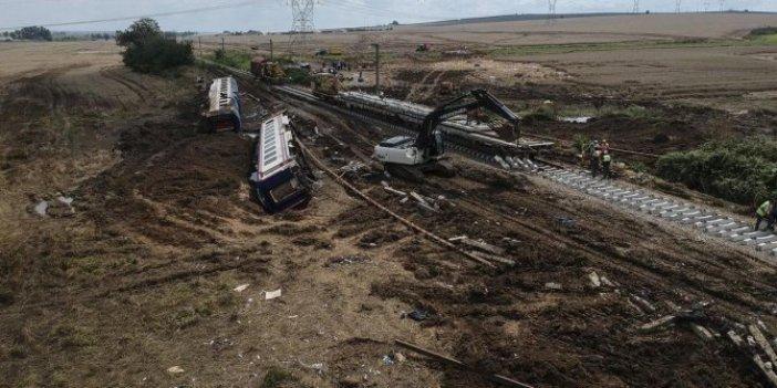 Tren kazalarının araştırılmasına AKP-MHP engeli