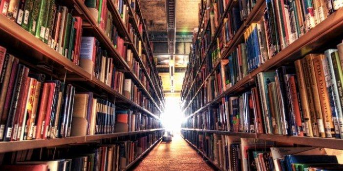 Türkiye'deki kütüphane sayısı belli oldu