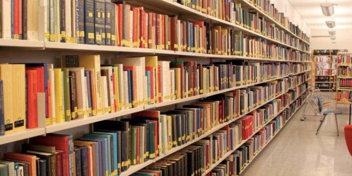 TÜİK'e 'kütüphane sayısı' tepkisi