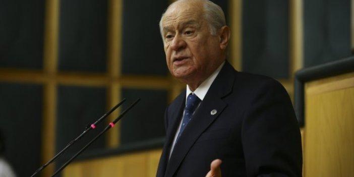 Bahçeli parlamenter sistemi savunanlara FETÖ'cü dedi