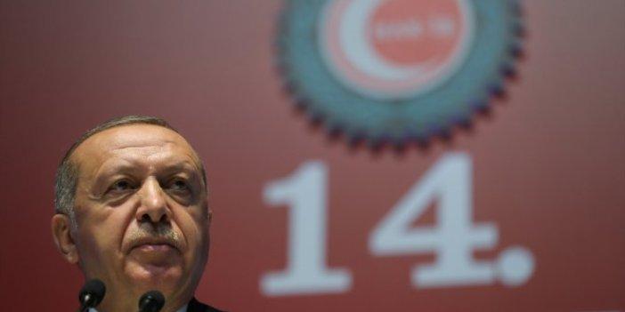 """Erdoğan'dan S-400 açıklaması: """"Savaşa hazırlanmıyoruz"""""""