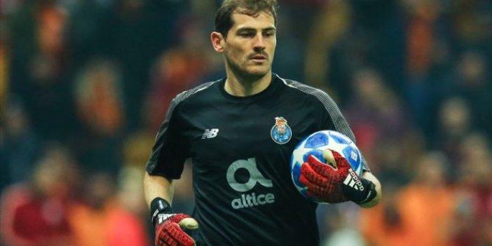 Casillas yönetici oldu