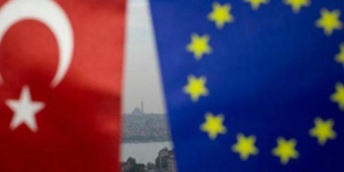 AB, Türkiye'ye yönelik sondaj yaptırımını onayladı
