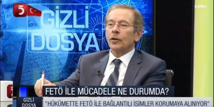 """""""AKP'de FETÖ ile bağlantılı isimler korunuyor"""""""
