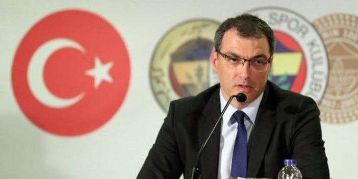 Damien Comolli Fenerbahçe'deki görevinden istifa etti