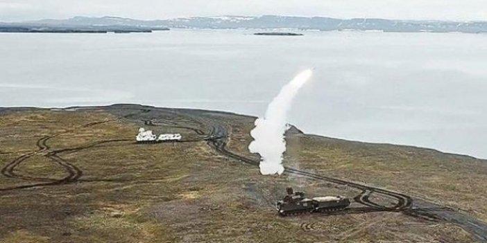 Rusya'dan gözdağı: Füzeleri ateşlediler