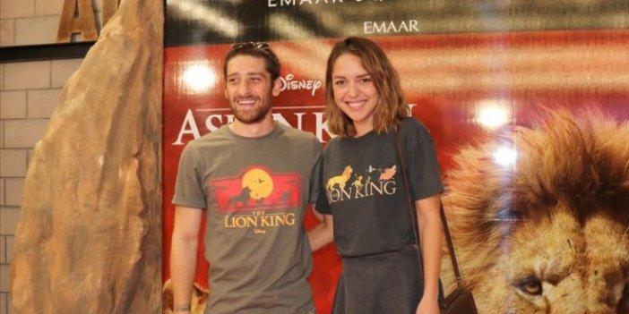 Aslan Kral'ın galası İstanbul'da yapıldı