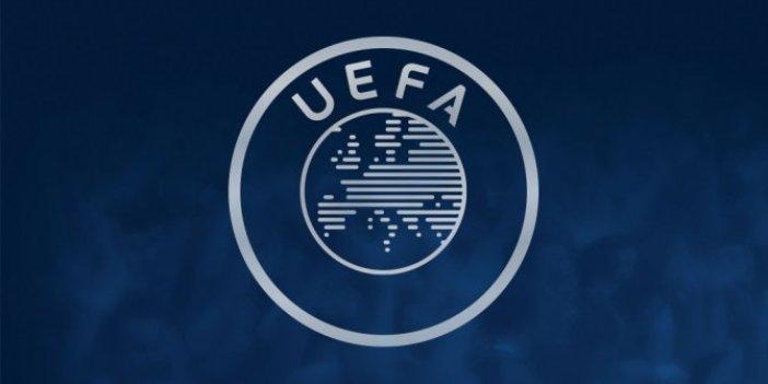 "UEFA'dan ""corono virüs takvimi"""