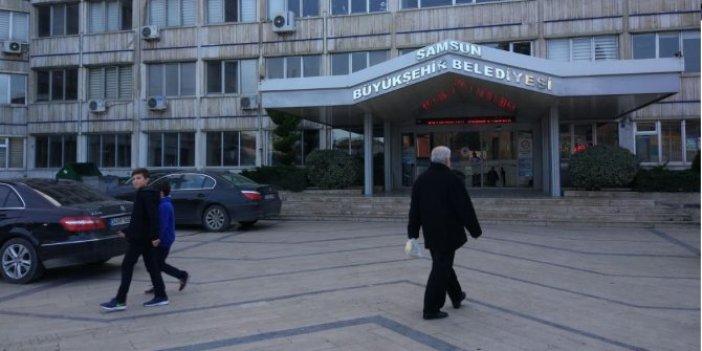 Samsun'da AKP'li başkandan dikkat çeken atama