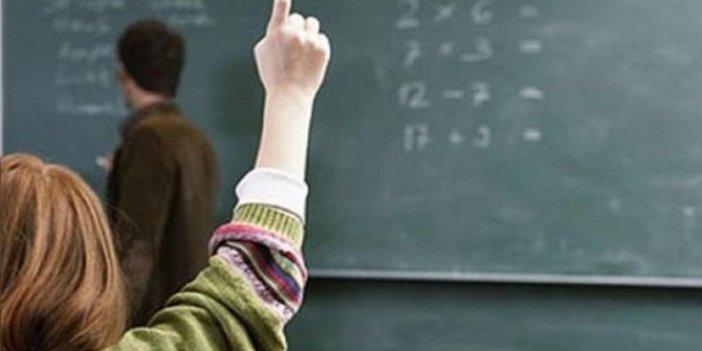 Sözleşmeli öğretmen atamalarında tercih sayısı değişti