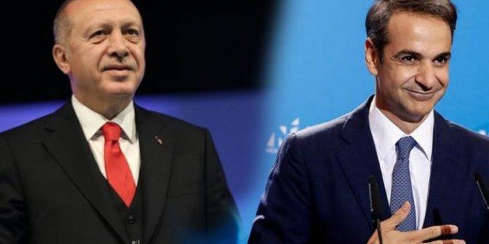 Yunan Başbakan'dan Erdoğan'a çağrı