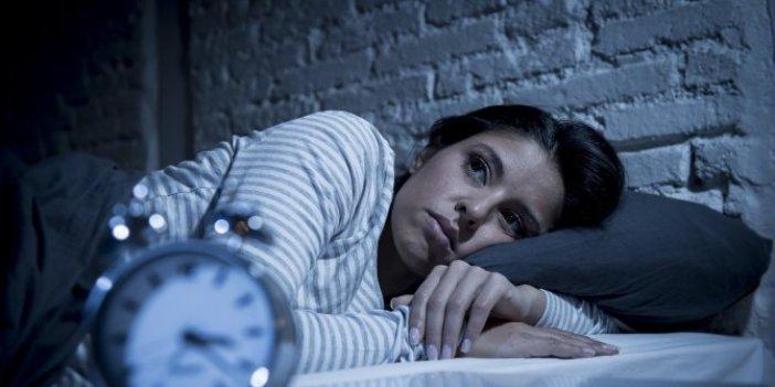 Uykusuzluk felç sebebi olabilir