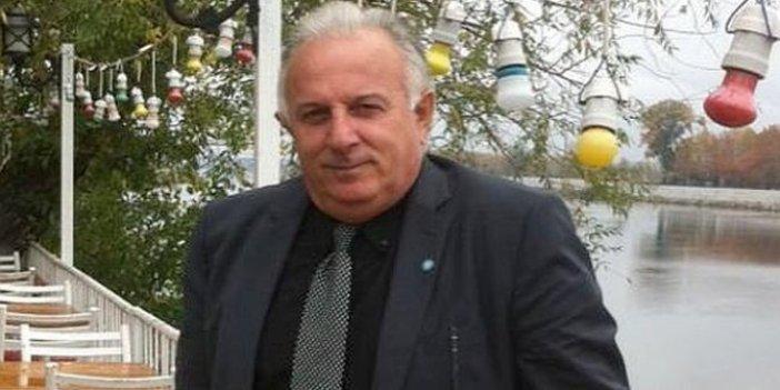İYİ Partili ilçe başkanına saldırı