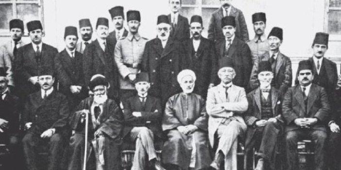 Vatanın bölünme bütünlüğünün ilanı: Erzurum Kongresi