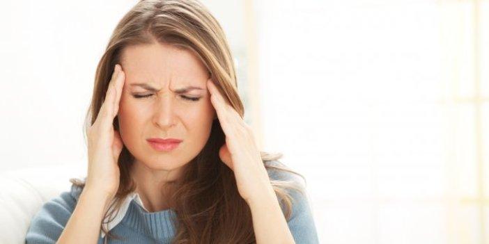 En yaygın görülen beyin hastalığı: Migren