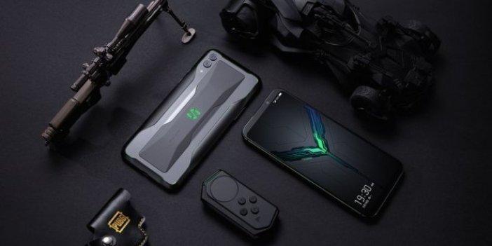 Xiaomi'nin oyun telefonunun tasarımı ortaya çıktı