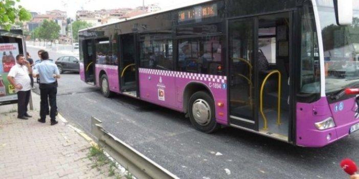 Otobüste gizlice fotoğraf çeken Suriyeliye hapis cezası