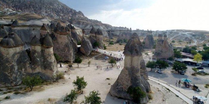 Türkiye Drone Şampiyonası Kapadokya'da