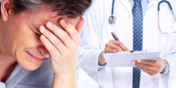 'Migren çalışma performansını olumsuz etkiliyor'
