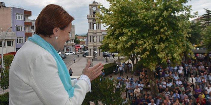 """Meral Akşener: """"İmamoğlu'nun seçilmesinde herkesin payı var"""""""