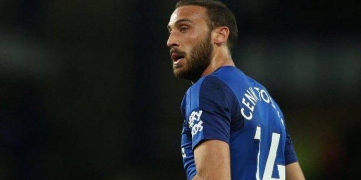 Everton'da sürpriz Cenk Tosun kararı