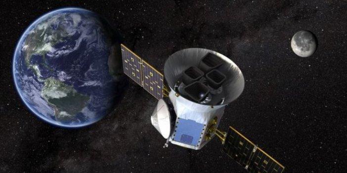 TESS uydusu keşifte  ilk yılını tamamladı