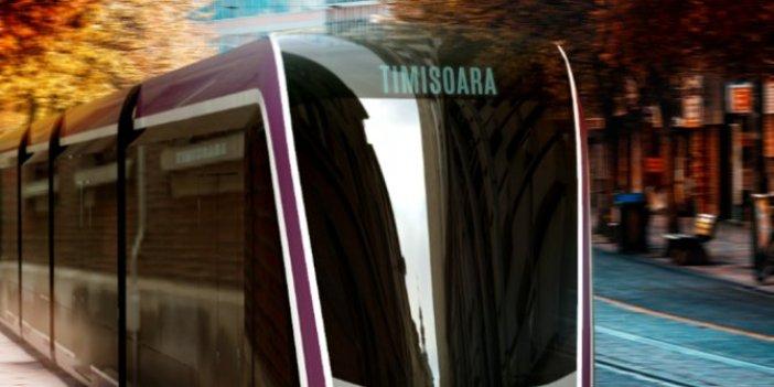 Romanya'ya 208 milyon TL'lik tramvay satışı yapılacak