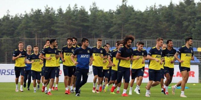 Fenerbahçe'ye 4 futbolcu daha katılacak