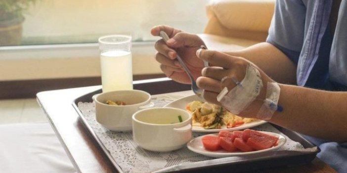 Kanser hastalarına beslenme uyarısı