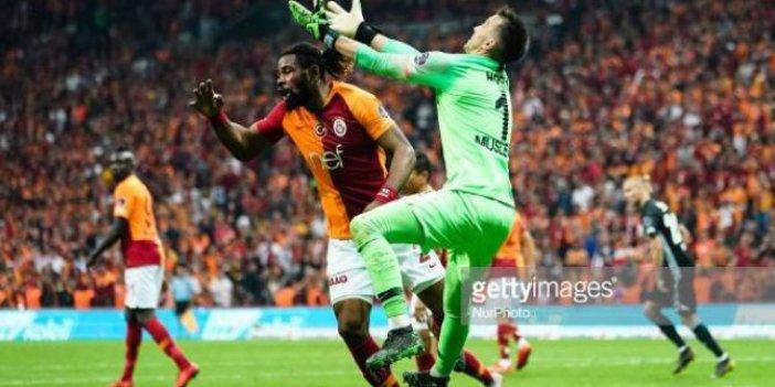 Galatasaray Luyindama'yı KAP'a bildirdi