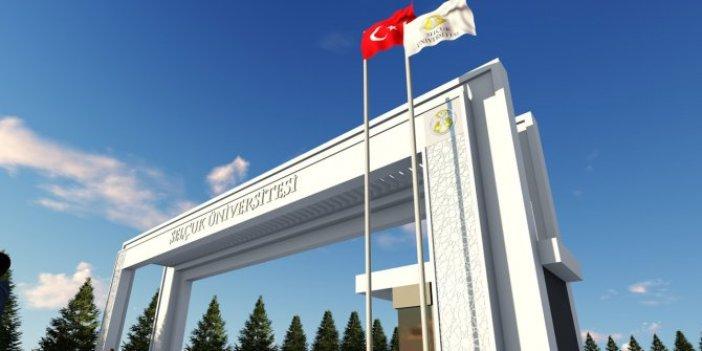 Selçuk Üniversitesi'nde torpil skandalı!