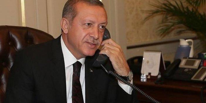 Erdoğan Yaşar Büyükanıt'ın eşiyle görüştü