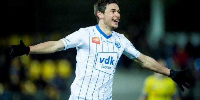 Galatasaray Gent'in golcüsünü istiyor