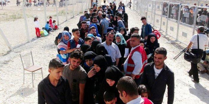 """""""Osmaniye'de 600 sığınmacı sokağa salındı"""""""