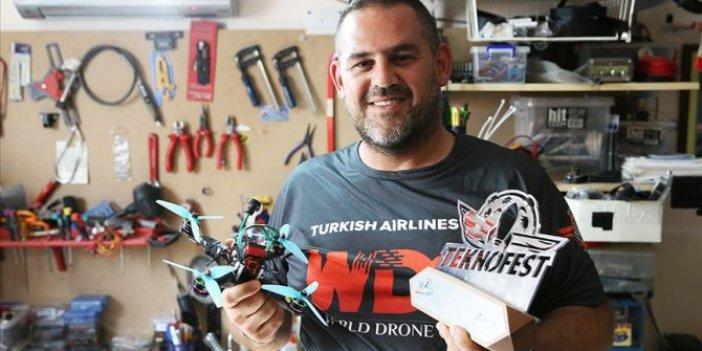 """""""Yakın gelecekte ulaşım drone ile yapılacak"""""""