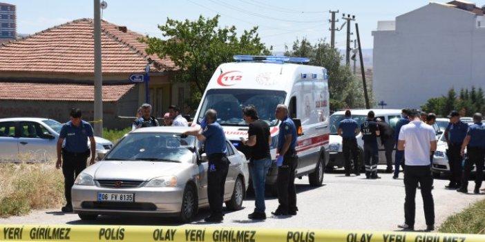 Kırıkkale'de borç kavgası: 1 ölü