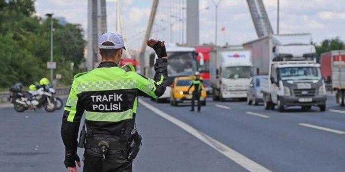 91 bin sürücünün ehliyetine el konuldu