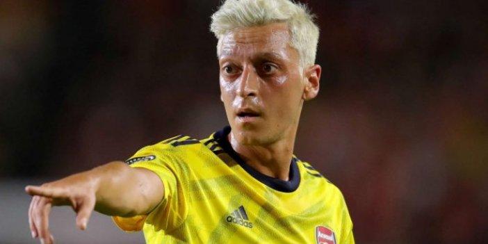 Mesut Özil'den transfer kararı