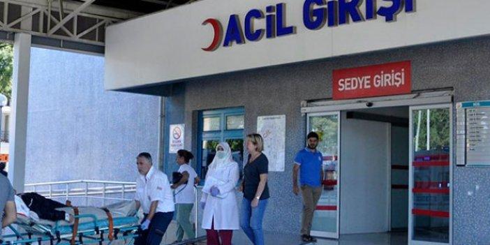 AVM'deki kahvaltı, 10 kişiyi hastanelik etti