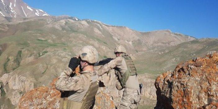 Jandarma ve MİT'ten Silopi'de ortak operasyon!