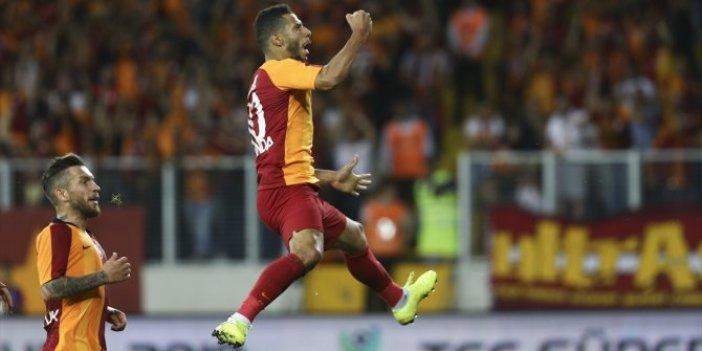 Galatasaray-Akhisarspor 1-0 (Maç özeti)