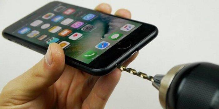 iPhone'larda orijinal olmayan bataryaya yazılım engeli