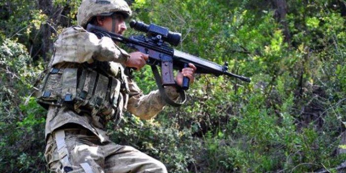 Amanos Dağı'nda PKK'ya darbe
